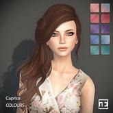 TRUTH HAIR Caprice (Mesh Hair) - colours