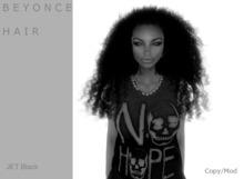 DEMO B E Y O N C E  hair Jet black - By Naomie Dirval