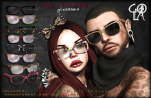 ~G O L A Industry~HotPapper -Glasses-