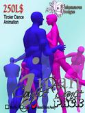 Rhiannon Design/ Tiroler intan Dance pack