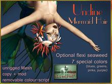 Bliensen + MaiTai - Undine - Mermaid Hair - Unusual Colours