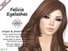 Gaeline Cosmetics - Felicia Mesh Eyelashes : just sublimate your eyes !