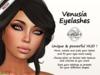 Gaeline Cosmetics - Venusia Mesh Eyelashes : just sublimate your eyes !