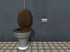 Mesh toilet 3 700