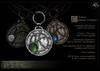 .Eldritch. Celestial Compass Pendant (Tribal)