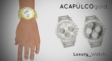::theACAPULCOgold.::_Luxury_Watch SILVER