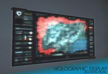 Holographic Display Panel
