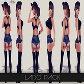 .[ pose+ivity ]. Lado Pack
