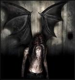 Winged Vampire