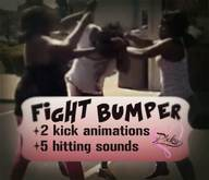 [Gabby] fighting bumper