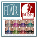 Flair - Nail Hud Add On - Slink Avatar Enhancement - Set 84