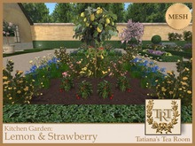 TTR-Kitchen Garden-Lemon & Strawberry