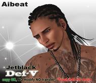 Aibeat *Def-V * jetblack