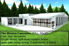 The Minima Cascades(57LI, 28x30)