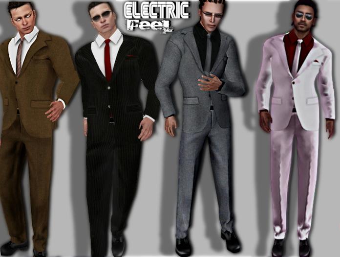 *-*Ef*-* 4 Suit Fatpack 25% DISCOUNT !!