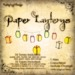 [DDD] Paper Lanterns