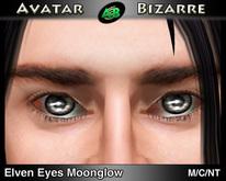AB Mesh Elven Eyes Moonglow Silver
