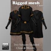 {KD} Kahli Designs - Noble Tunic - Black