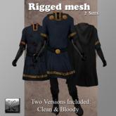 {KD} Kahli Designs - Noble Tunic - Blue