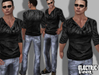 *-*Electric Feel*-* Ummah (v-neck shirt outfit)