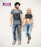 PURPLE POSES - Couple 243
