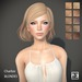 TRUTH HAIR Charlize (Mesh Hair) - blondes