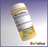 FUNSIES IntelliGrow - Medicine for Fever - Heals 1 illness