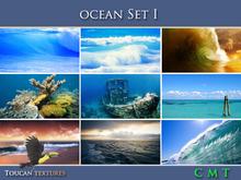 [Toucan Textures] Ocean Set I