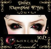 """""""Farouche""""Vampire eyes"""