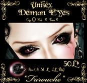 """""""Farouche""""Demon eyes"""
