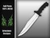 Knife FULL PERM Mesh Artecious Designs