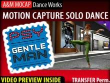 A&M MOCAP - PSY Genleman solo - Transfer