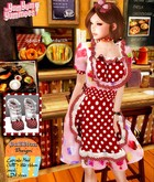BB - Cupcake Maid Outfit