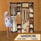 1 Prim Wardrobe