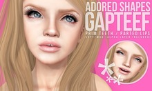 #adored - gap teef