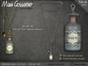 Necklace - Wonderland Elixir - Drink Me