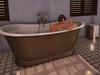 Vintage bathtub tub 1 comfort 700