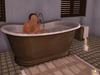 Vintage bathtub tub 4 hug 700