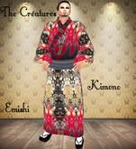 *The Creatures* Emishi
