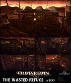 CRIMARIZON *The Wasted Refuge*