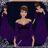 [K~*~S] Muriel - Gown - Amethyst