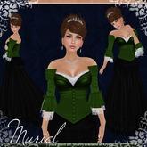 [K~*~S] Muriel - Gown - Noir Forest
