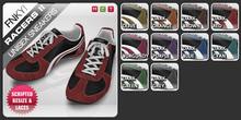 FNKY! Racers II Sneakers (Pack)