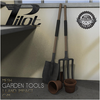 PILOT - Garden Tools