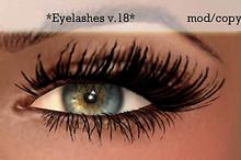 Koketka *Eyelashes v.18*