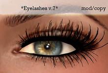 Koketka *Eyelashes v.7*