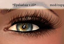 Koketka *Eyelashes v.23*