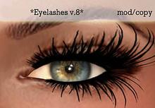 Koketka *Eyelashes v.8*