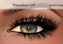 Koketka *Eyelashes v.10*