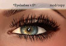 Koketka *Eyelashes v.5*